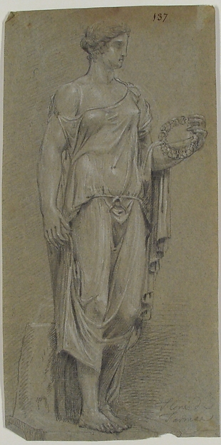 Statue of Flora from Farnese