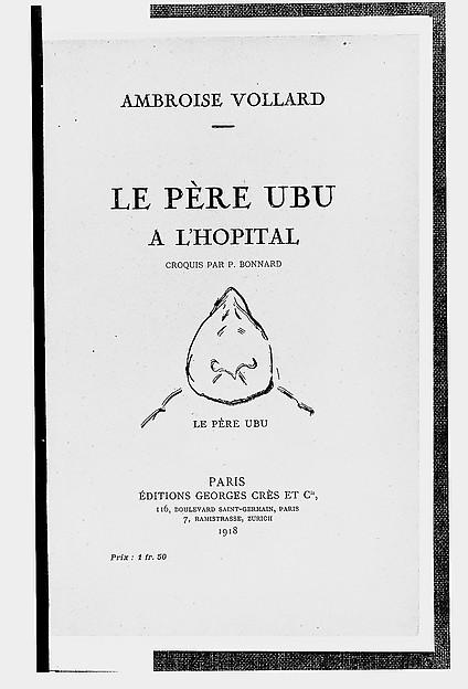 Le Père Ubu a l'Hopital