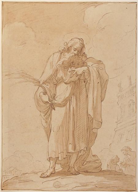 A Martyr Saint Reading