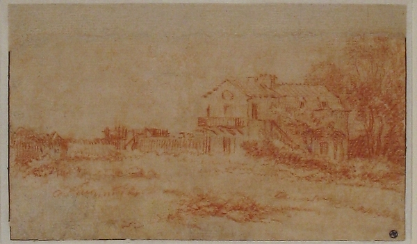 Landscape with a Country House