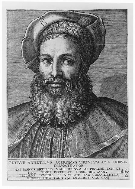 Pietro Aretino
