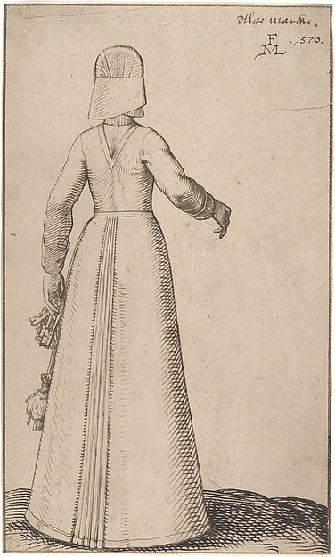 A Woman from Altmark