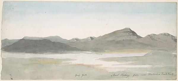 Craig Goch, Moel Hebog, North Wales