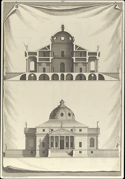 The Architecture of A. Palladio in Four Books containing a Short Treatise on the Five Orders