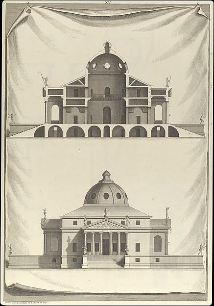 The Architecture of A. Palladio in Four Books containing a Short Treatise on the Five Orders (L'Architecture de A. Palladio en quatre livres... / Il quattro libri dell'architettura)