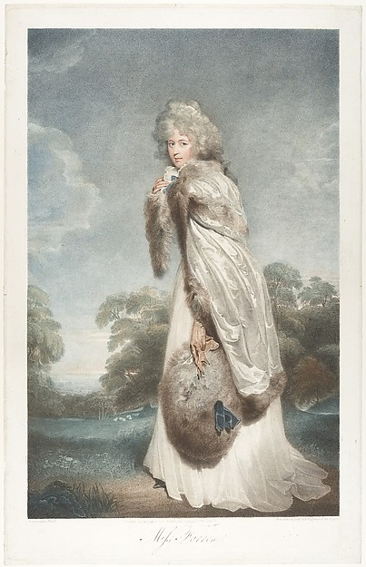 Miss Elizabeth Farren, Countess of Derby