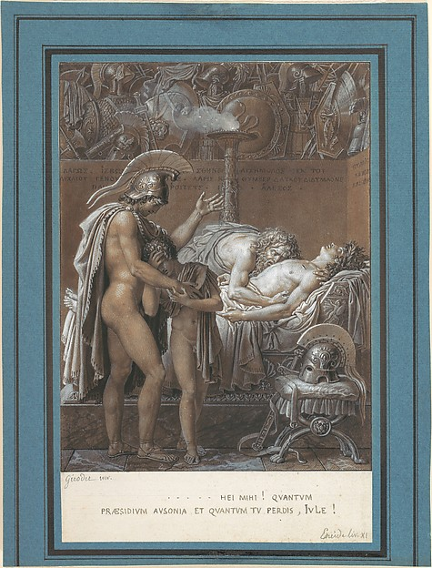 The Mourning of Pallas