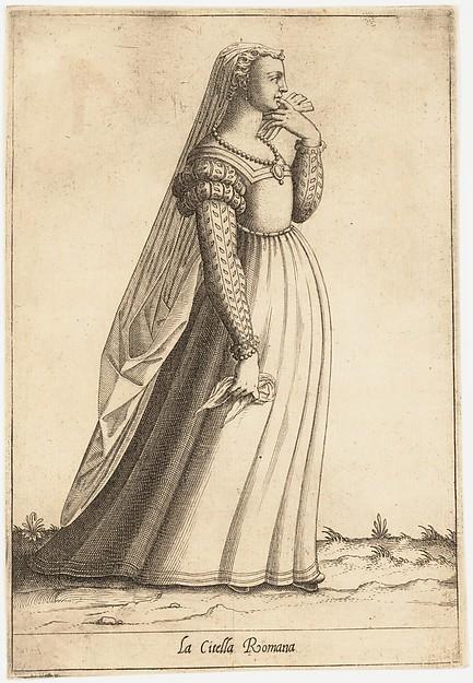 La Citella Romana (Maiden)