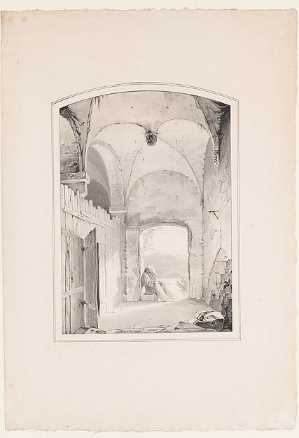 Pilgrim at the Gate (Einsiedler an der Pforte)