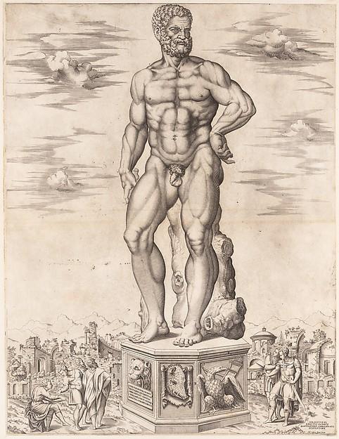 Speculum Romanae Magnificentiae: Hercules Colossus at Padua (L'Ercole di casa Benavides a Padova)