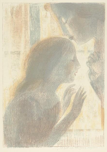 Ce fut un religieux mystère, from the album Amours