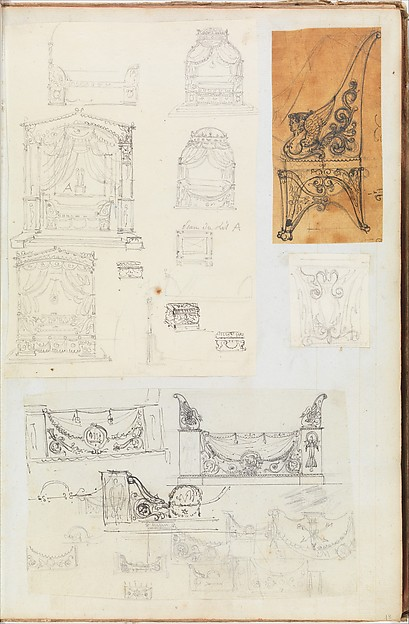 Scrapbook of Sketches