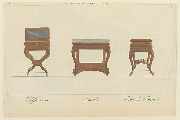 Collection de Meubles et Objets de Goût, vol. 3