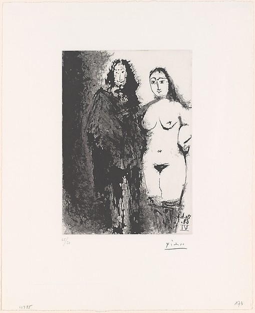 Prostitute and Reiter, from 347 Suite