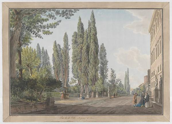 Villa Montalto Negroni