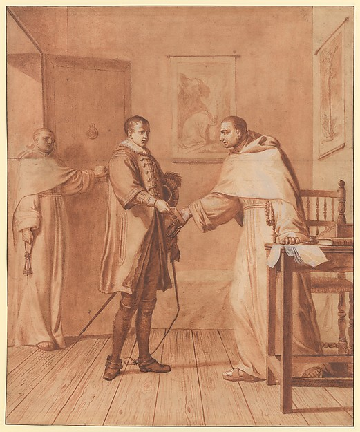 Scene Ten from the Life of the Reverend Jean de la Barrière