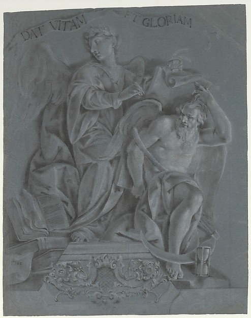 Allegorical Figure of History
