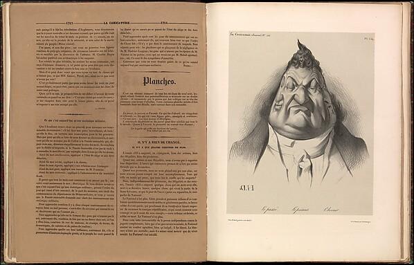 La Caricature, vol. VII, nos. 157-181