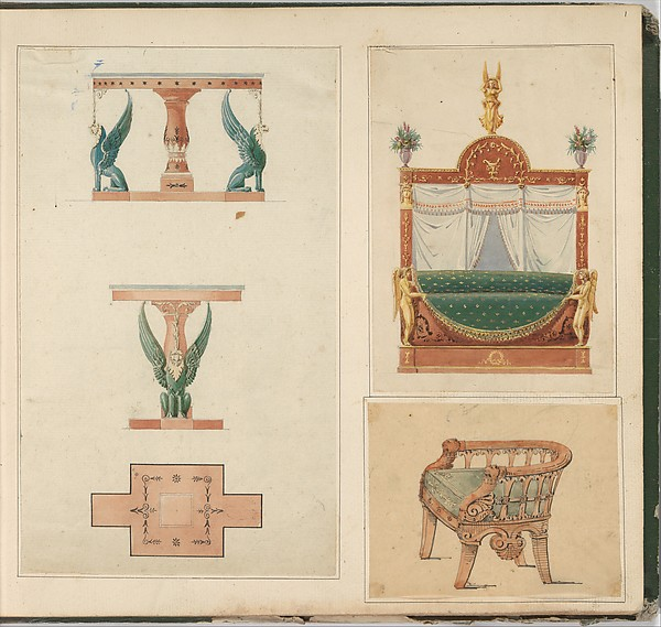 Designs for Furniture