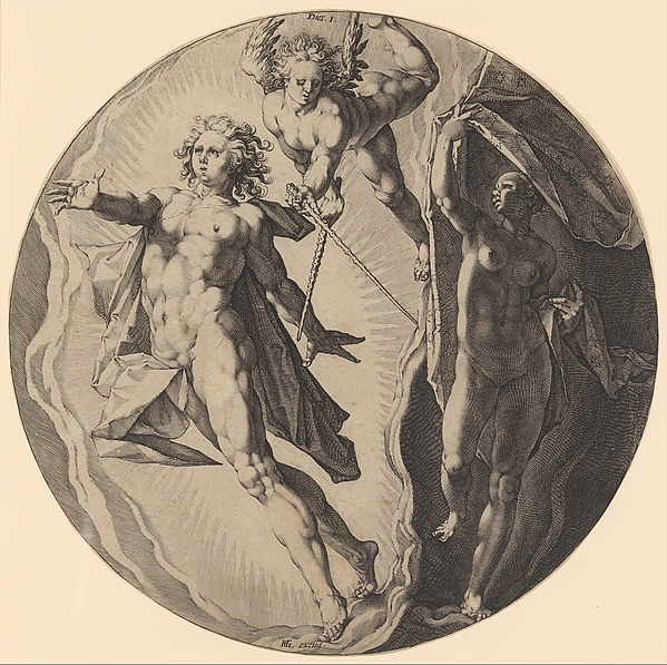 The First Day (Dies I), from the series The Creation of the World