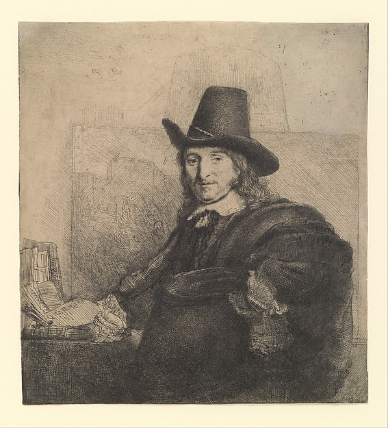 Jan Asselijn, Painter (Krabbetje)