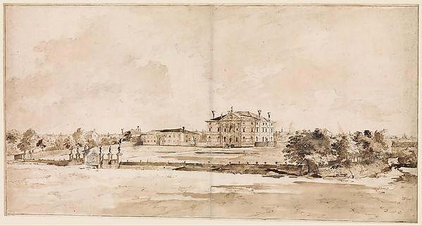 The Villa Loredan, near Treviso
