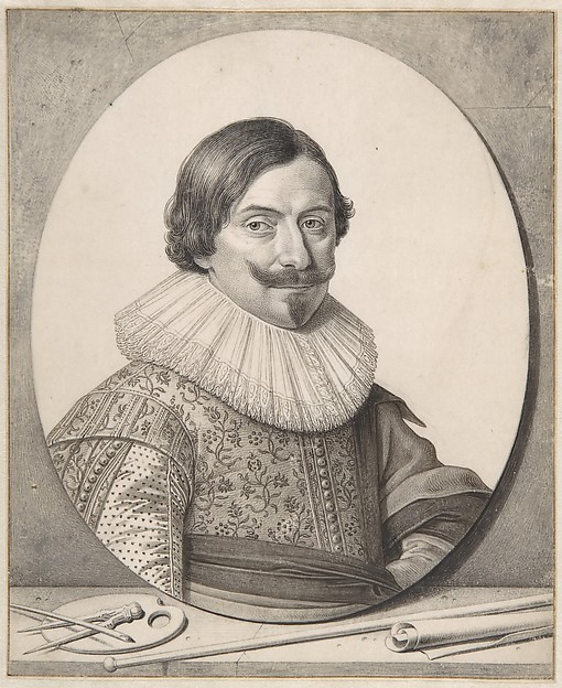 Portrait of the Painter François Gysels