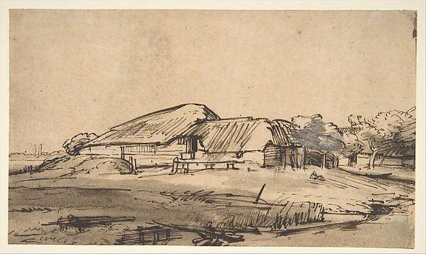 Group of Farm Buildings