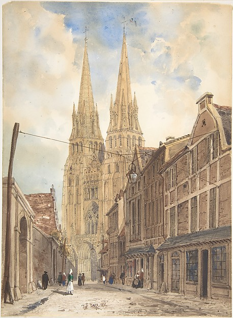View of Bayeux