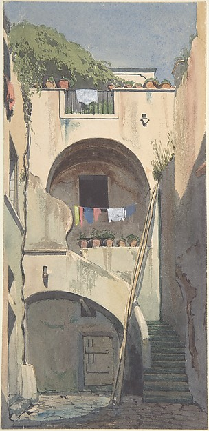 A House at Sorrento