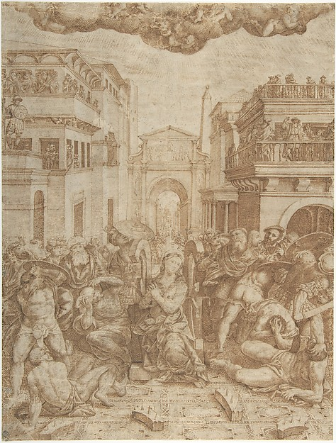 Martyrdom of Saint Catherine of Alexandria