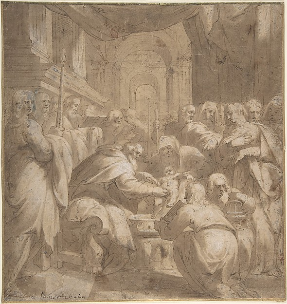 Circumcision in the Temple