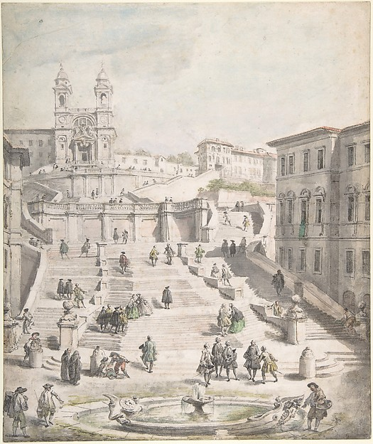 Scalinata della Trinit dei Monti