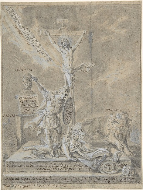 Allegory of Christian Virtues
