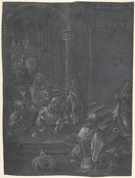 The Presentation of Mary in the Temple