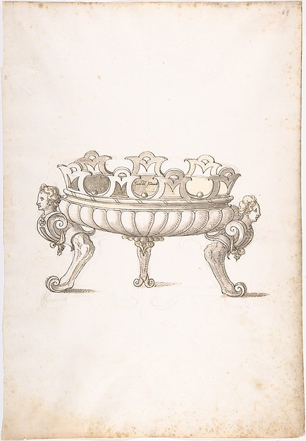 Design for a Bronze Vessel