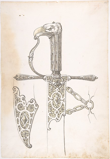 Design for a Sword