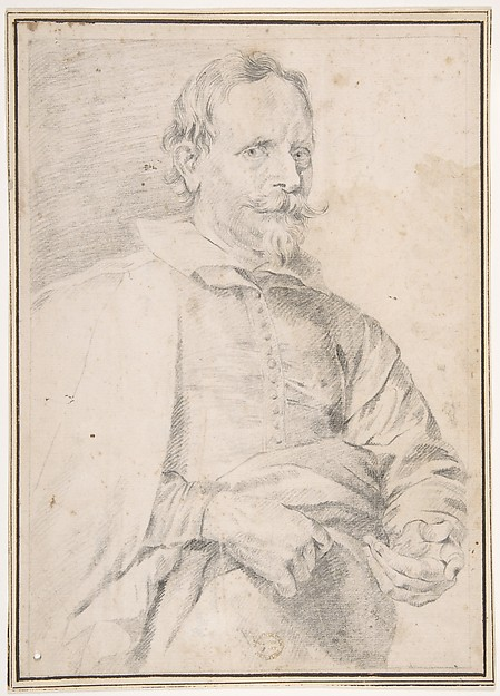 Portrait of Cornelis de Vos