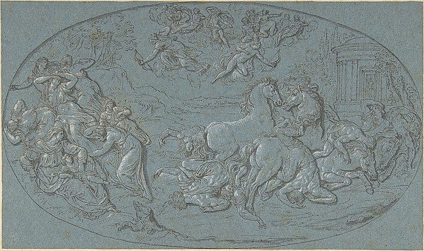 Death of Niobe and Her Children