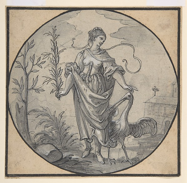 An Allegory of Chastity