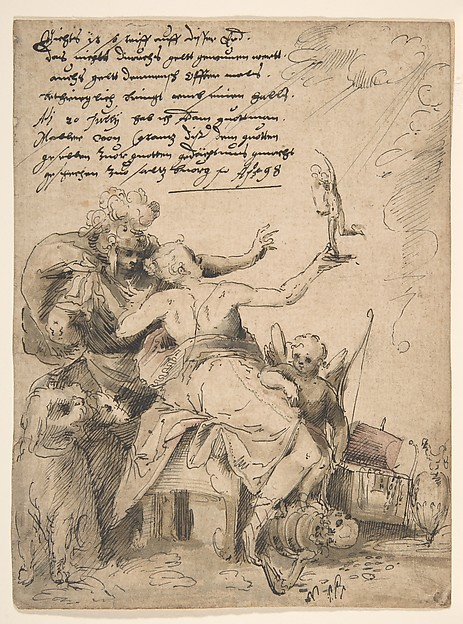 An Allegory of Wealth