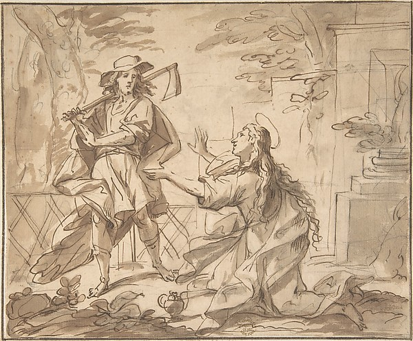 Christ and Mary Magdalen in the Garden
