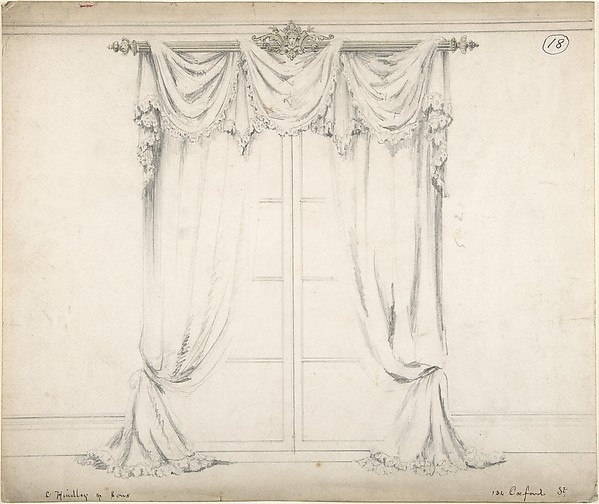 Design for Curtains and Rod