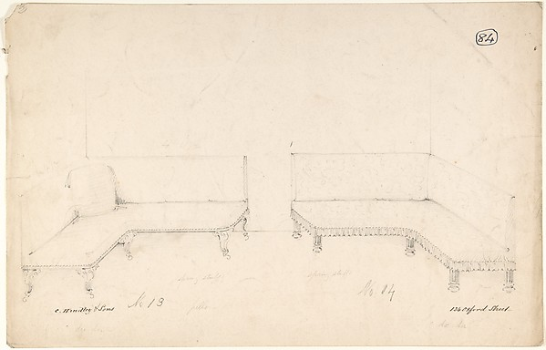 Designs for Two Corner Couches