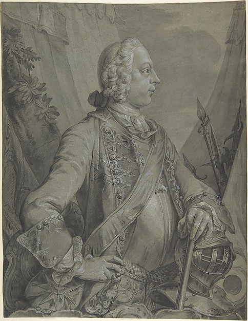 Portrait of the Emperor Joseph II as Military Commander