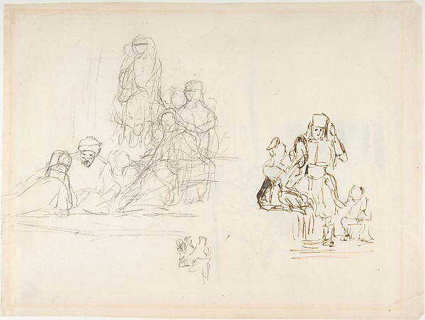 Studies of Two Groups of Turkish Figures