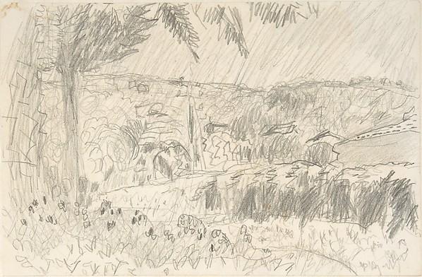 Landscape, Le Cannet