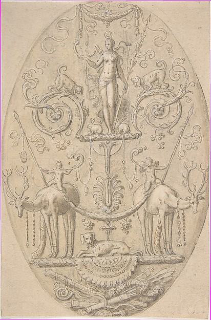 Diana with Attributes of the Hunt