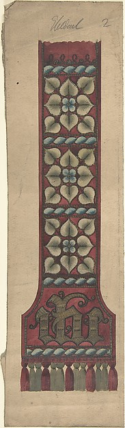 Design for a Stole or Maniple