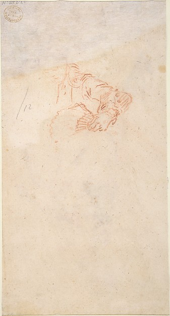 Standing Woman Facing Right